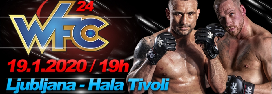 Svetlozar Savov - WFC, World Freefight Challenge Slovenia