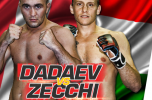 Lightweight showdown between Zecchi and Dadaev