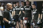 WFC 22: Media Day & Lucien Carbin Training