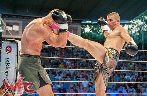 Muslim Danaev - WFC, World Freefight Challenge Slovenia