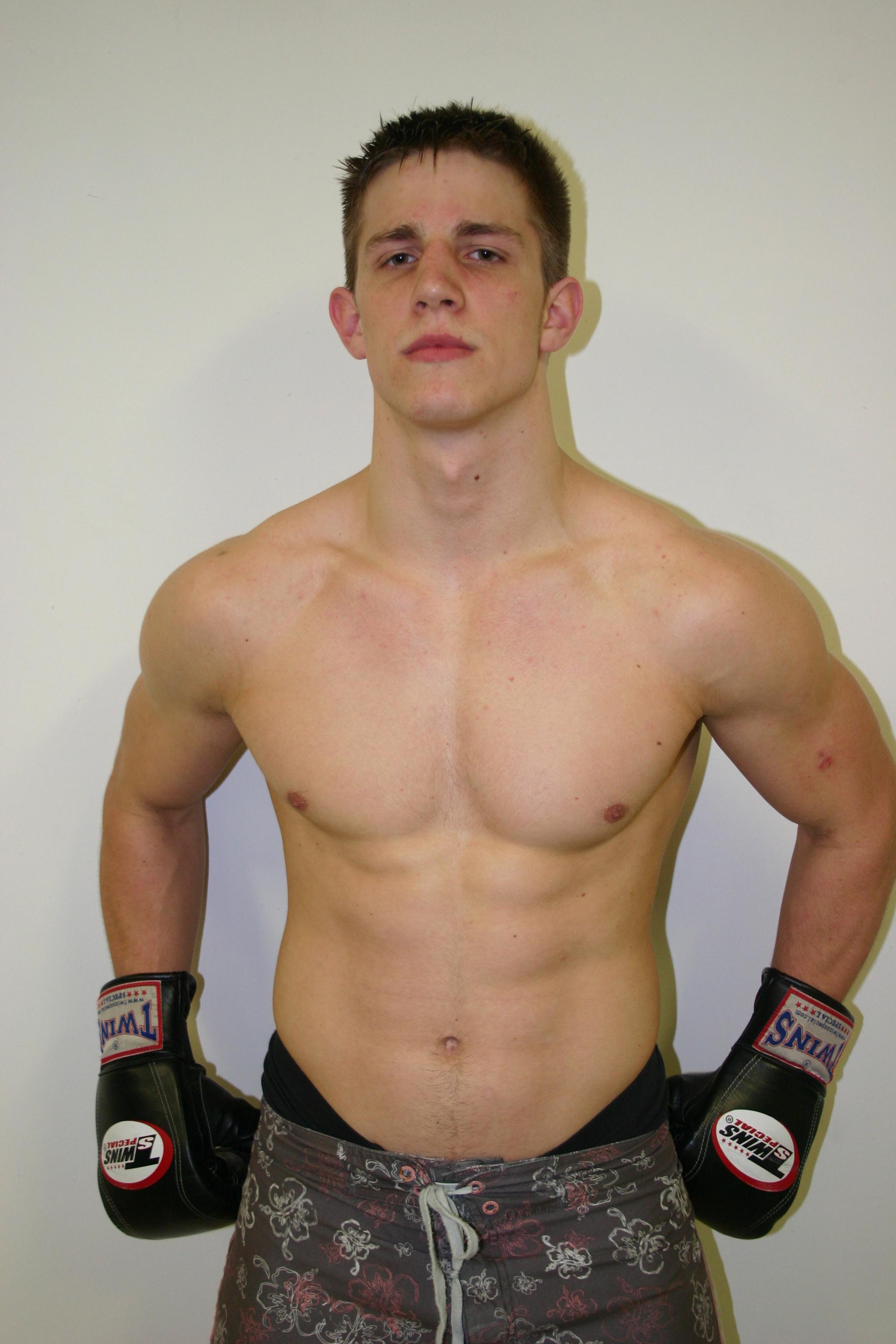 Jonas Billstein - WFC, World Freefight Challenge Slovenia