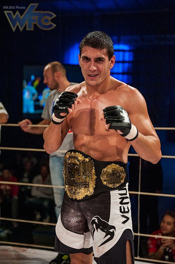WFC, World Freefight Challenge Slovenia